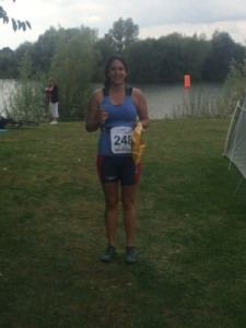 After my triathlon 2 years ago. Will I succeed again this October?
