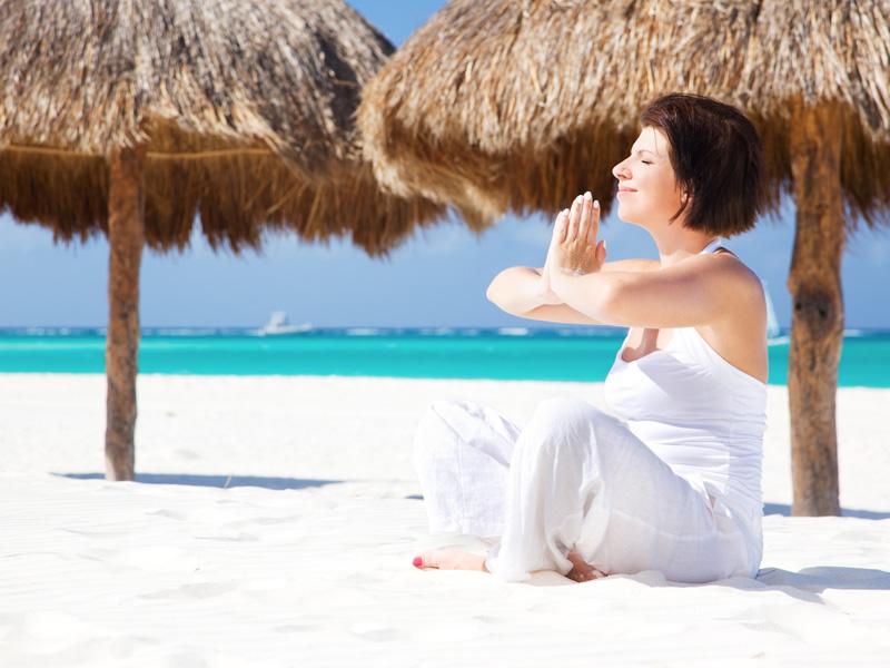 yoga poses to reduce fatigue