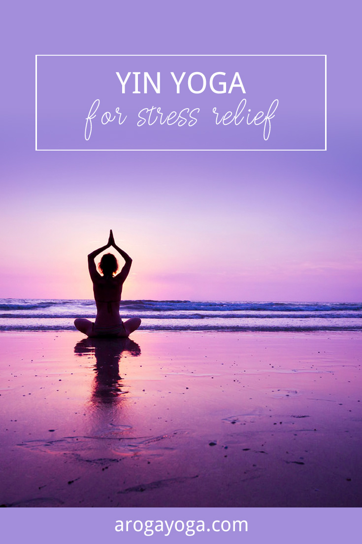 Yin Yoga for Hips & Stress Release