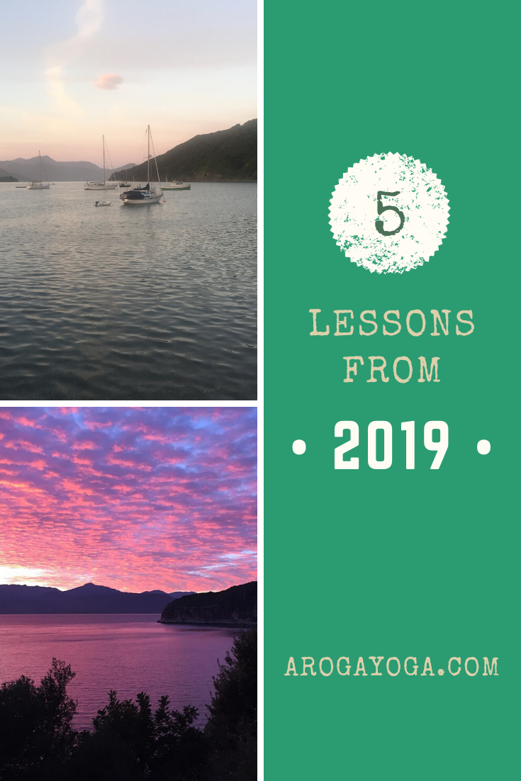 lessons from 2019