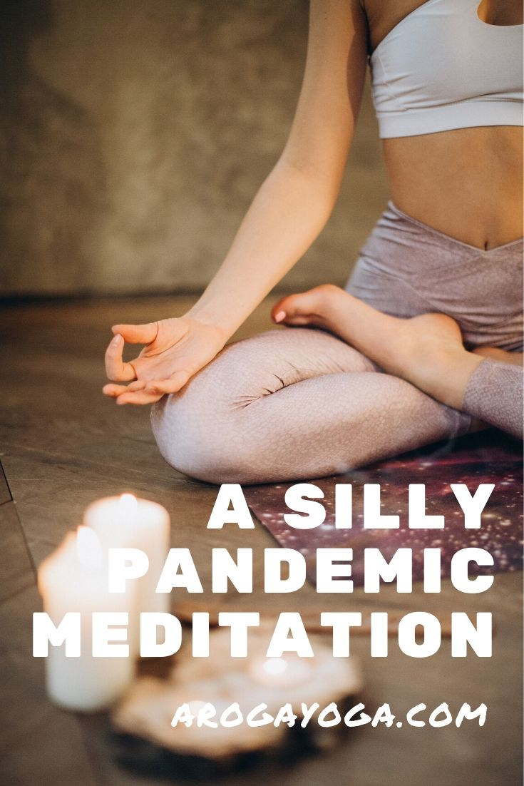 A silly pandemic meditation